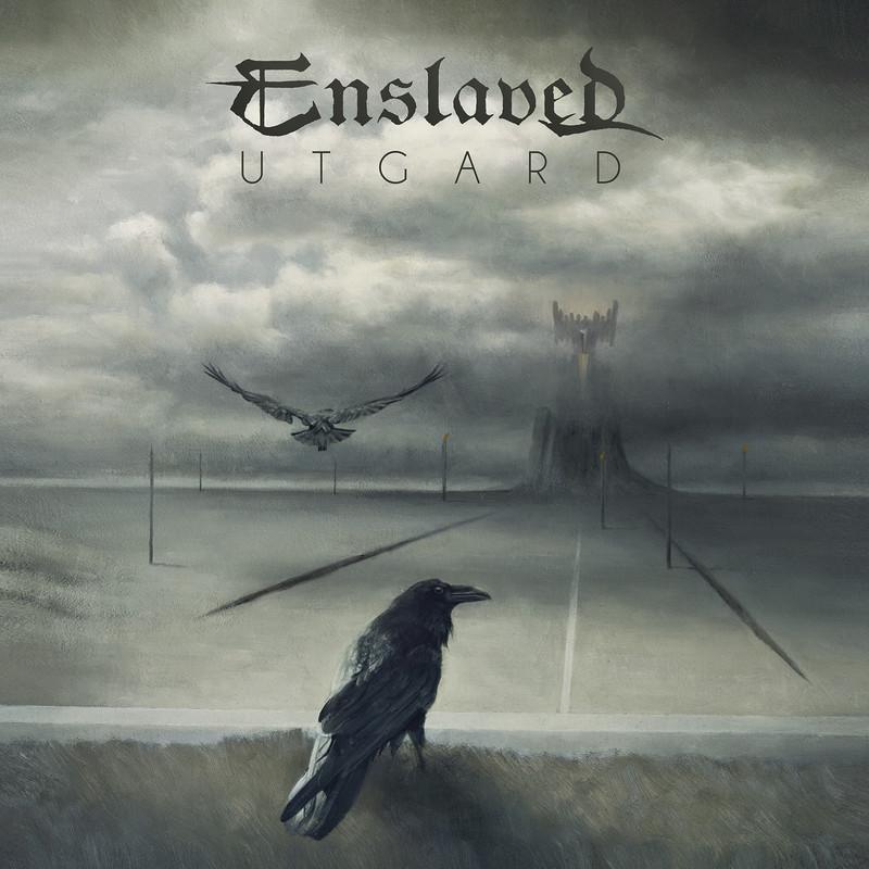 Enslaved - Utgard cover